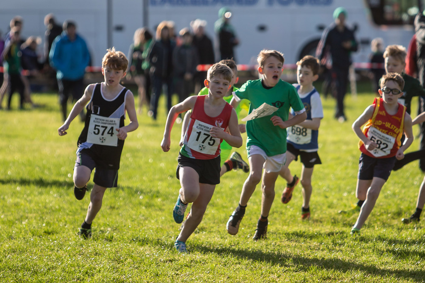 NI And Ulster Uneven Age Group Championships 2019
