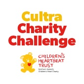 Taking on the Cultra Charity Challenge for Childrens Heartbeat Trust