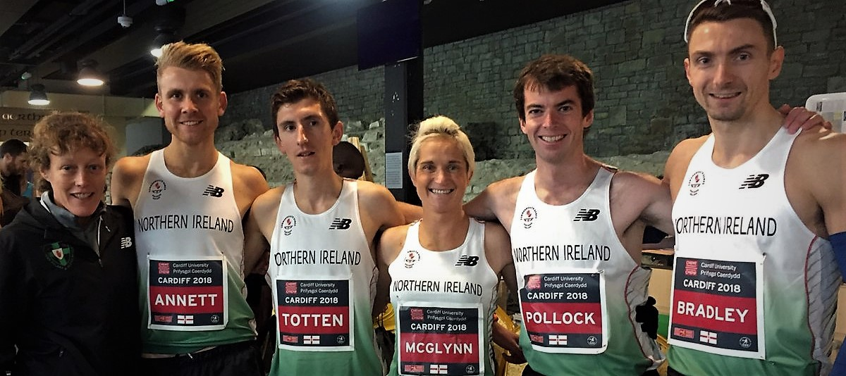 Ann-Marie McGlynn clocks significant PB as NI team perform well at Commonwealth Championships