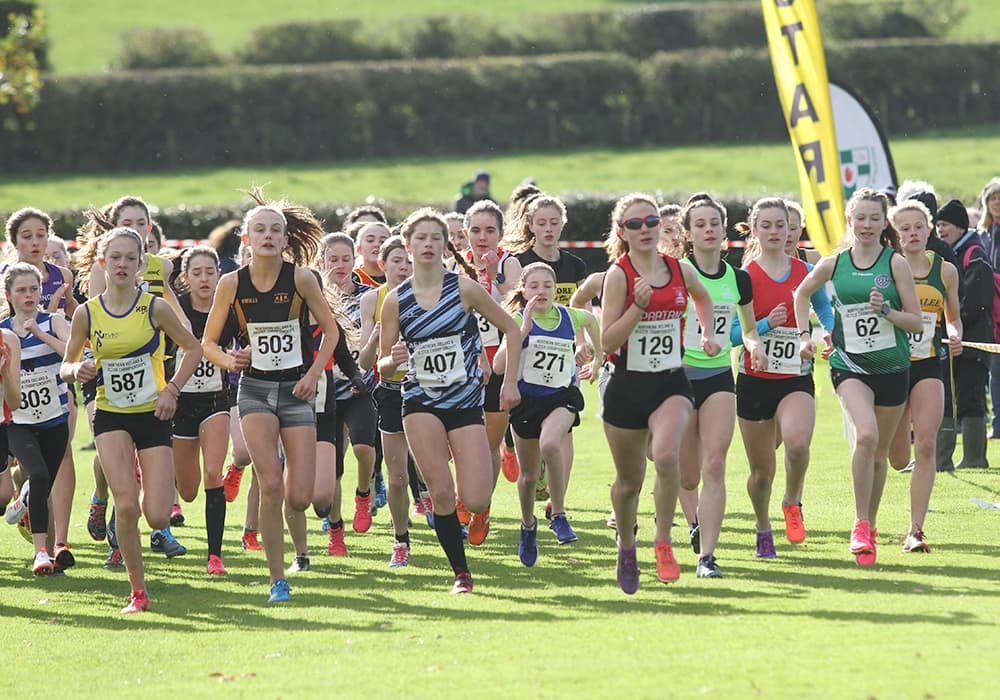 Bradley & Sweeney win Bobby Rea XC titles as Junior stars contest Age Group medals