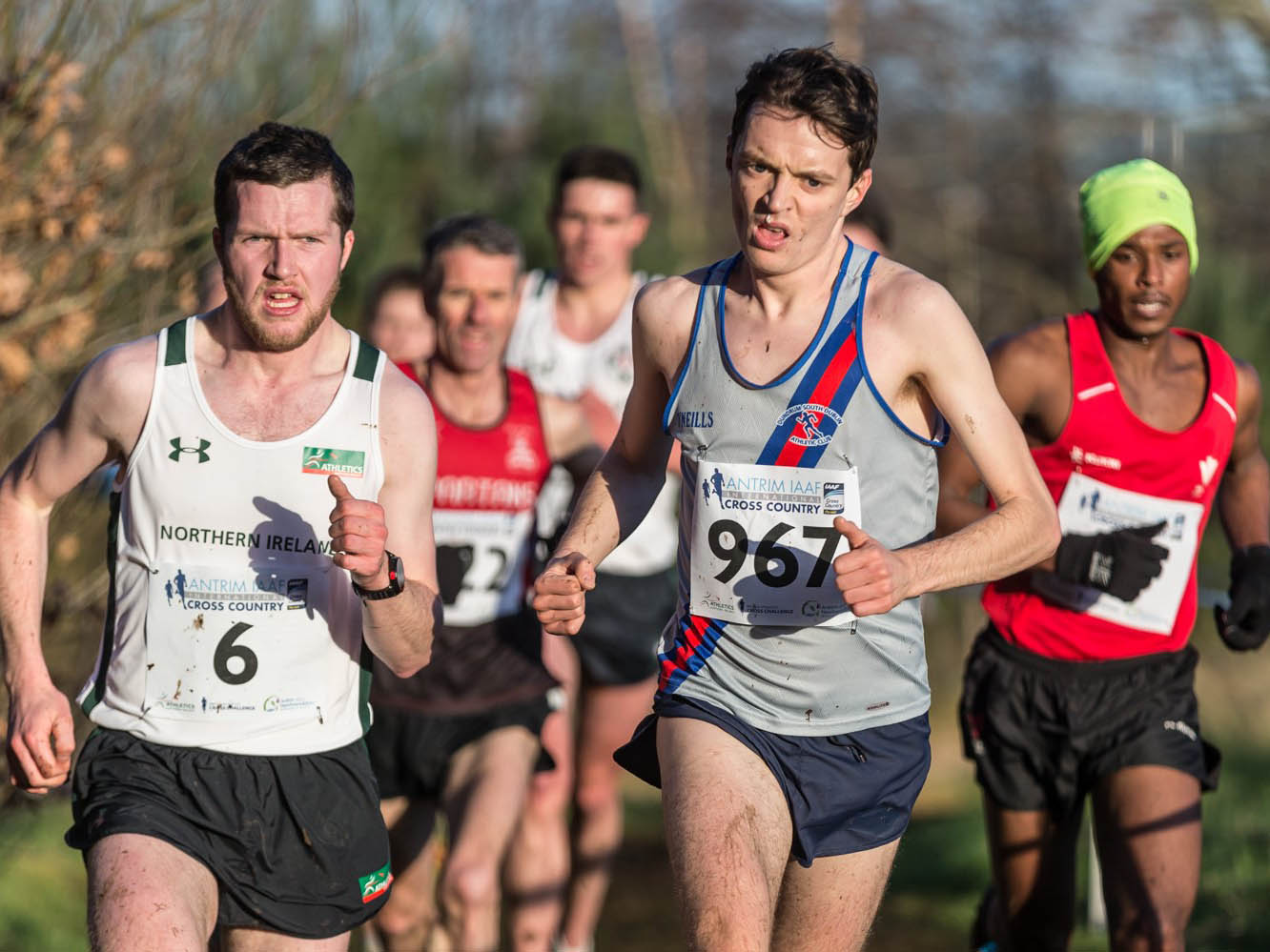 IAAF Northern Ireland International Cross Country inc Celtic and Home Countries International