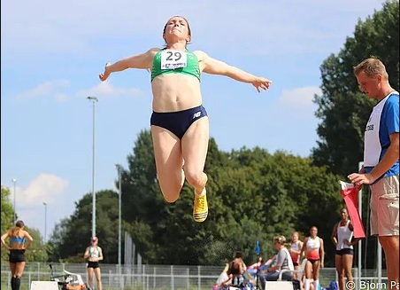 NI & Ulster Athletes Depart for Combined Events International & England Age Group Championships