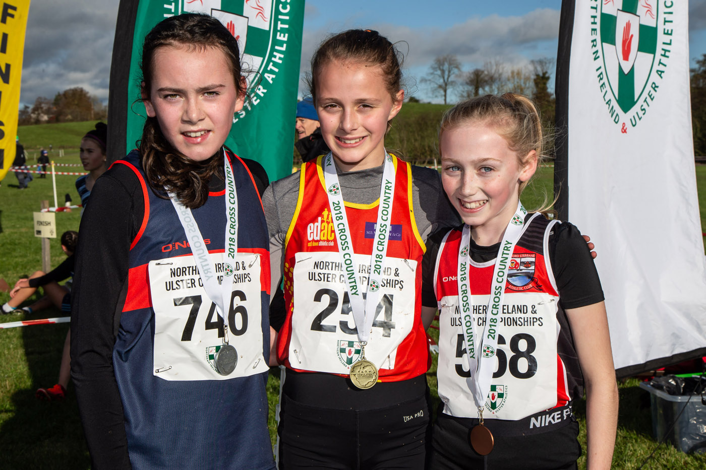 Local Athletes take on the All-Ireland Uneven Age Groups and the North West XC