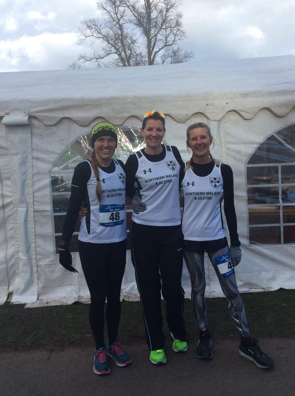 NI and Ulster Women and Men take Bronze at Anglo-Celtic 100K Plate