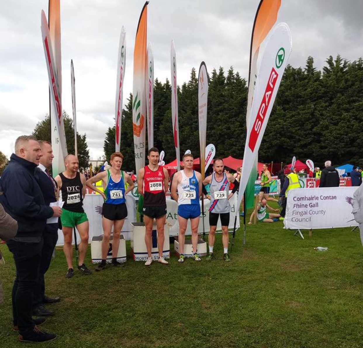 Conor Bradley and Grace Carson Shine at Autumn International Cross Country