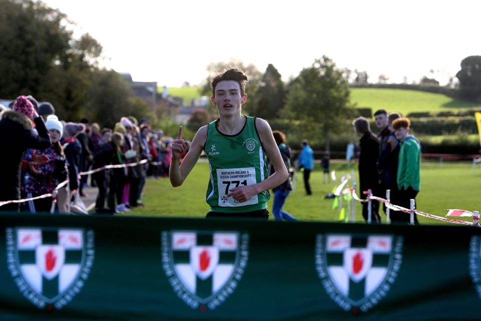 NI And Ulster Uneven Age Group and Novice Championships 2020