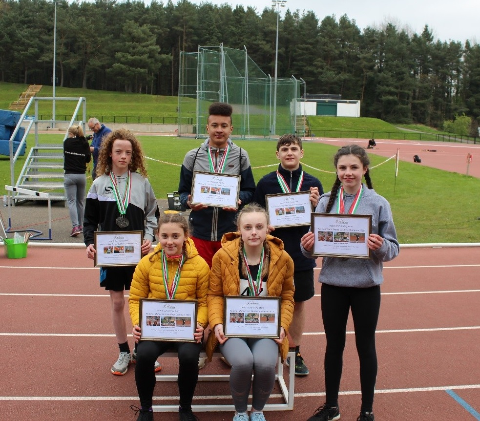 Inaugural Rising Stars Outdoor Combined Events Competition