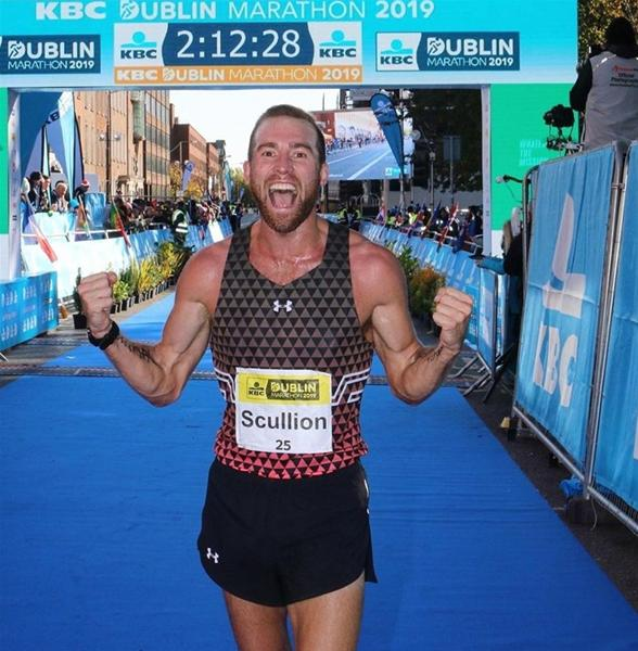 Scullion Qualifies for Tokyo Olympics