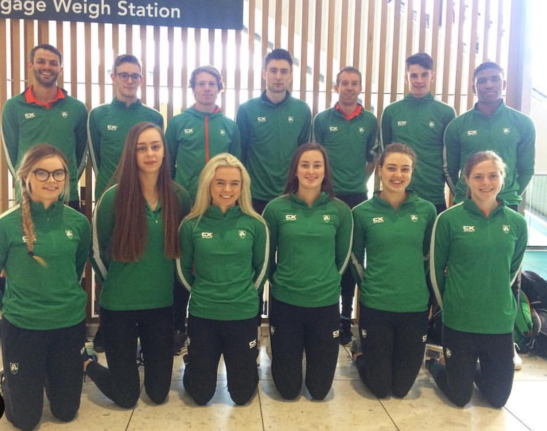 NI Athletes Head to Glasgow for the European Indoor Athletics Championships
