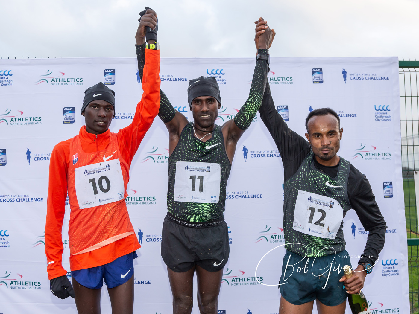 Birhanu Balew and Meskerem Mamo Stride to Victory at the IAAF NI International Cross Country