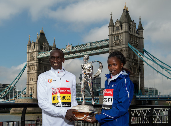 NI Athletes Performed Well at the Virgin Money London Marathon