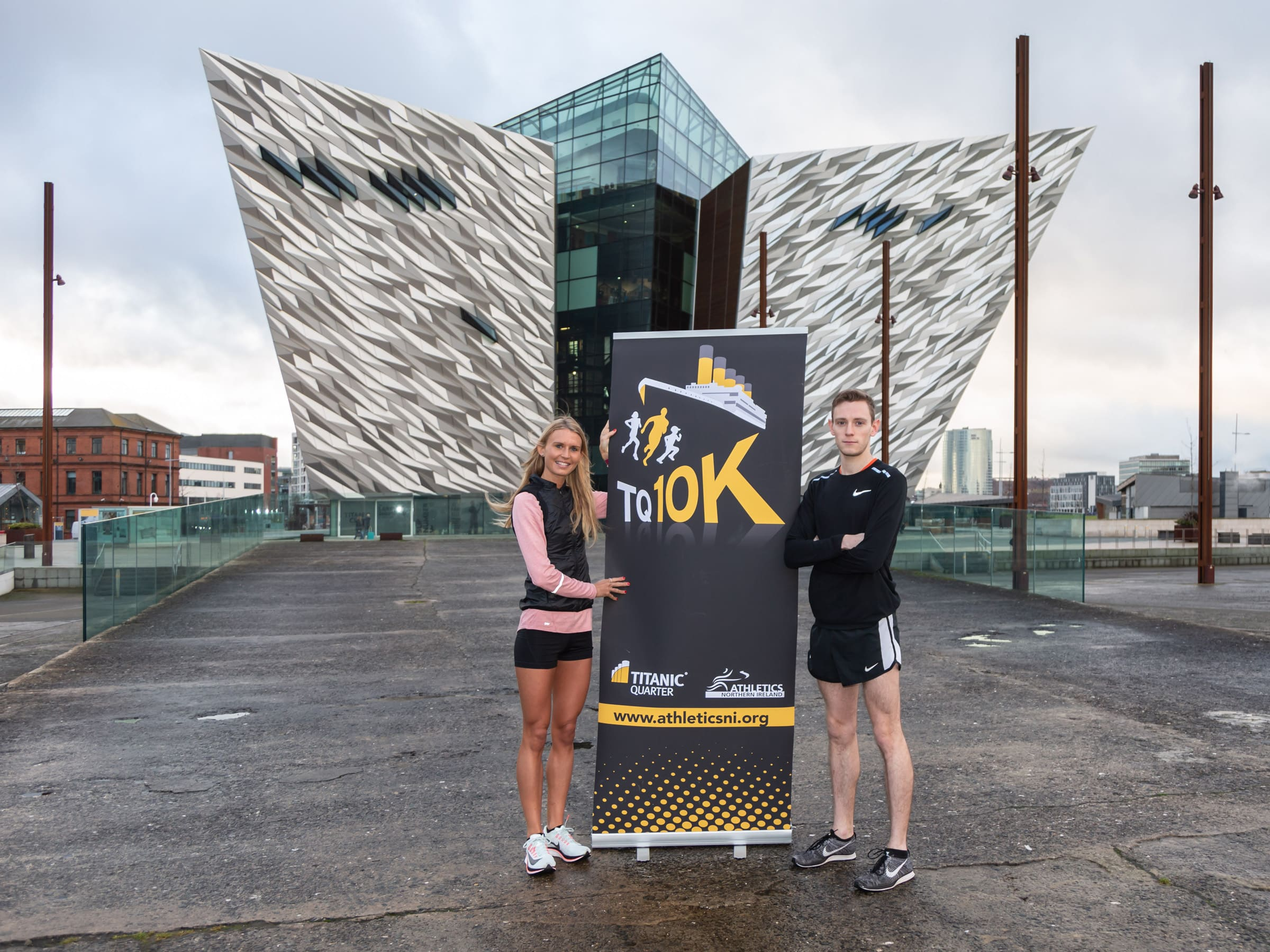 The 2019 Titanic Quarter 10k is launched
