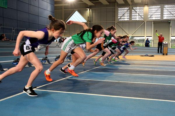 Weekend Roundup- NI & Ulster Indoor Championships 2020