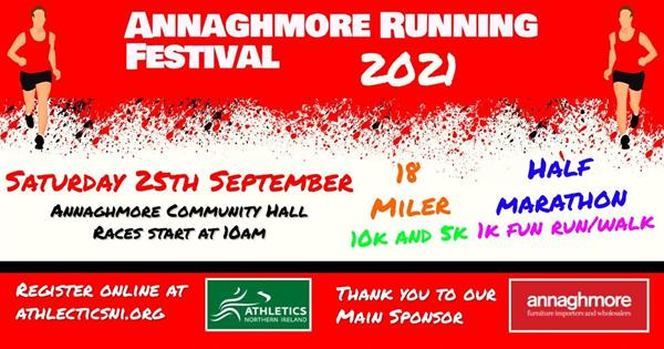 Annaghmore Running Festival