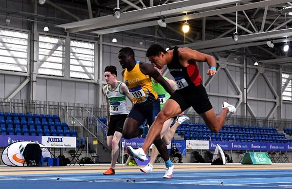 New NI Record for Reid at Irish Micro Meet