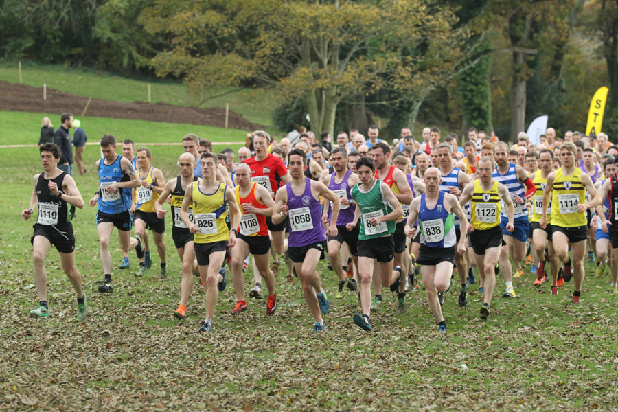 ATHLETES OF ALL AGES SET FOR GREENMOUNT CROSS COUNTRY