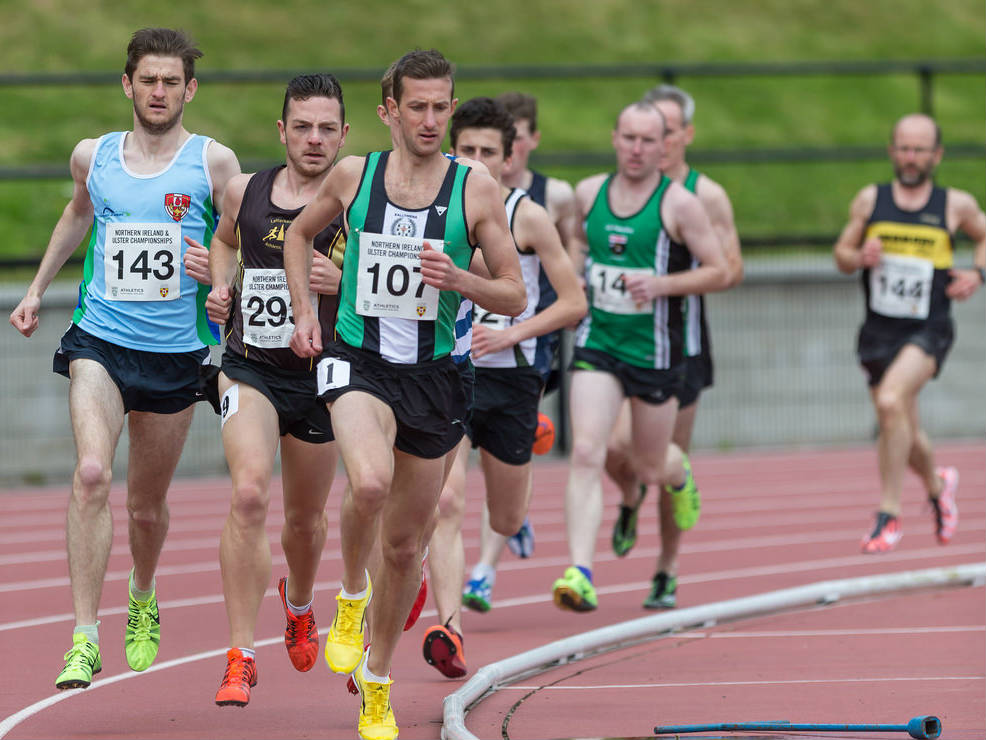 NI Ulster 10 000m Track Championships