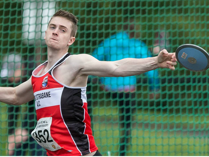 Athletics NI Festival of Throws