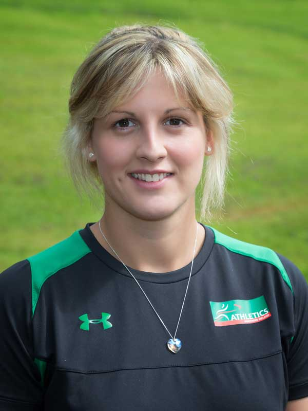 Laura Kerr, Coach Development & Physical Preparation Lead