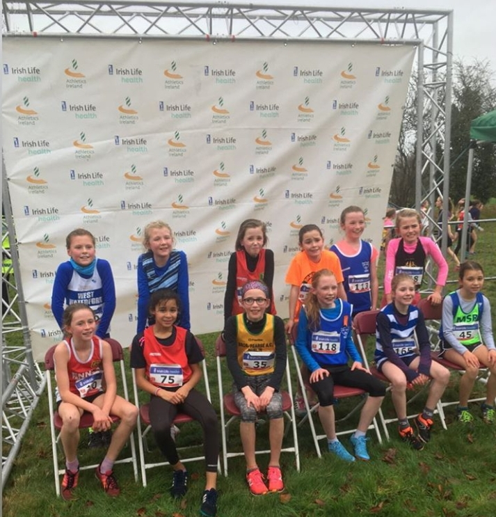 Athletes Battle the Conditions at a Cross Country-packed Saturday