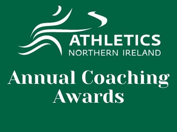 Athletics NI Celebrate Coaches at Annual Awards