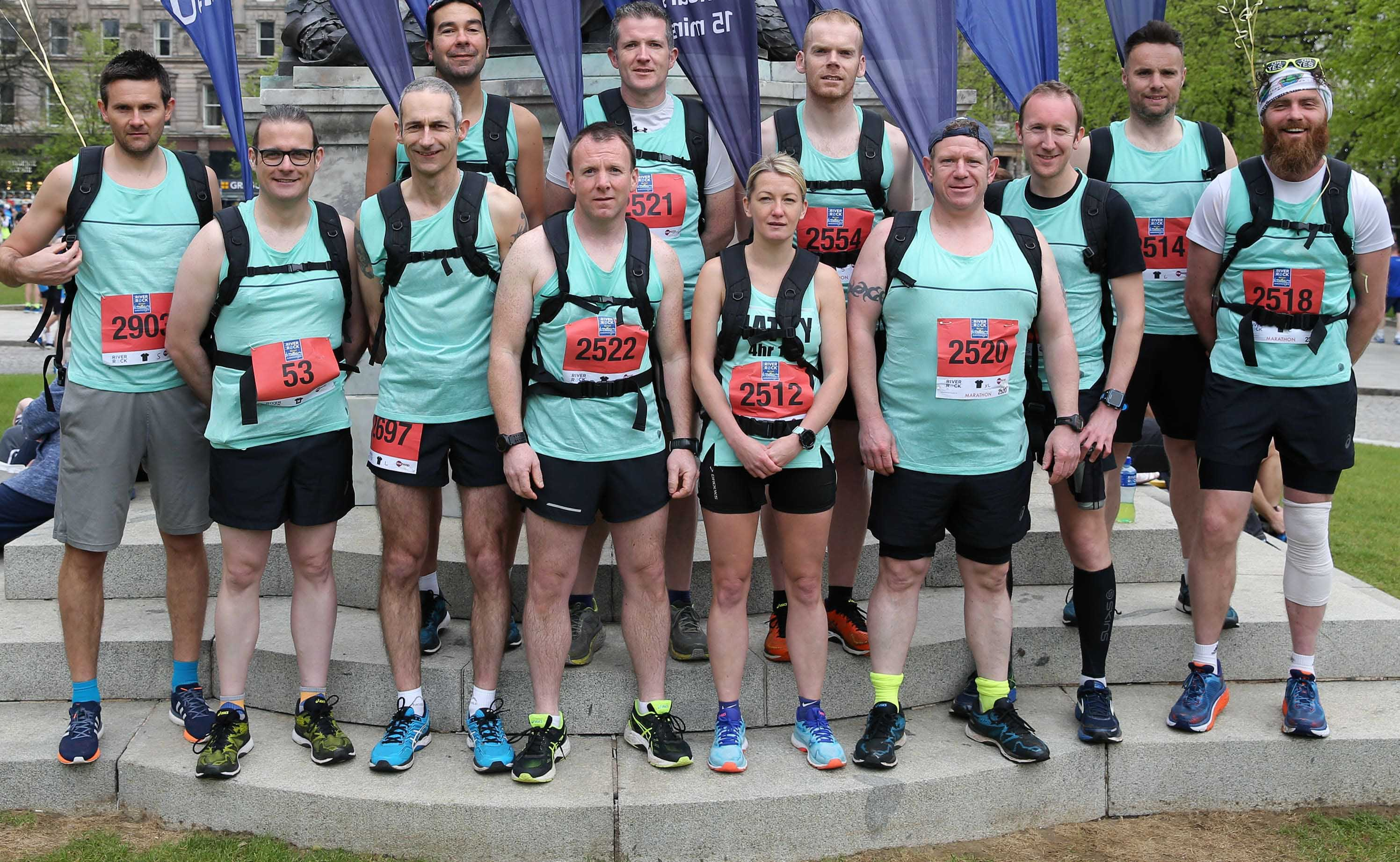 bd36ee70c26c0 Record breaking field of 4,000 set for Deep RiverRock Belfast City Half  Marathon 2018