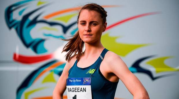 Ciara Mageean and Conor Bradley Star at Morton Games