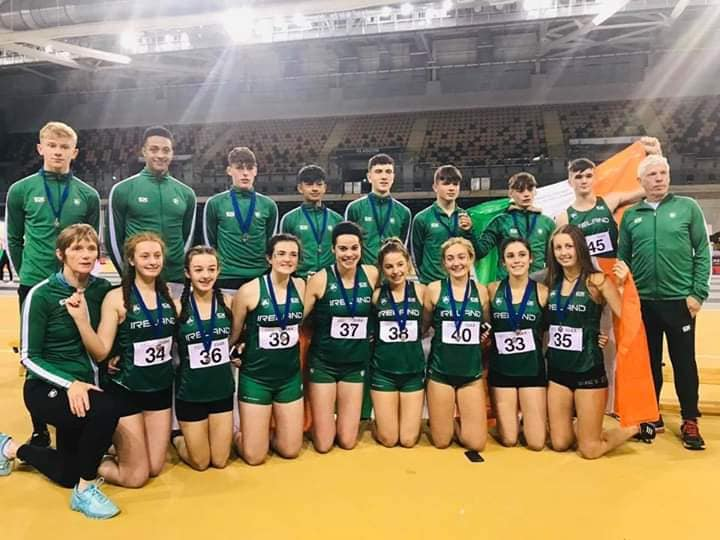 Weekend Round-Up Combined Events athletes collect team medals in Scotland