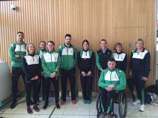 NI ATHLETES FLY OUT FOR COMMONWEALTH COUNTDOWN