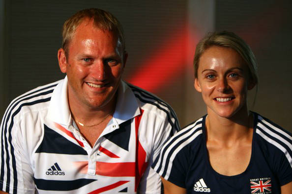 Trevor Painter Coach to World and European Medallist Jenny Meadows to deliver seminar