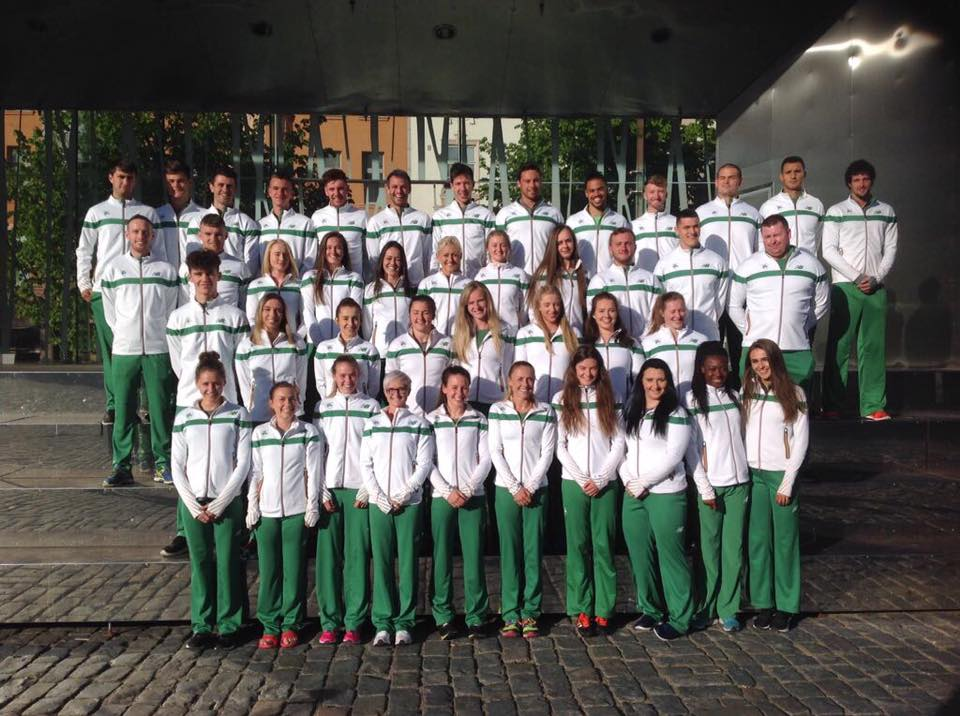 LOCAL ATHLETES SET FOR EUROPEAN TEAM CHAMPIONSHIPS