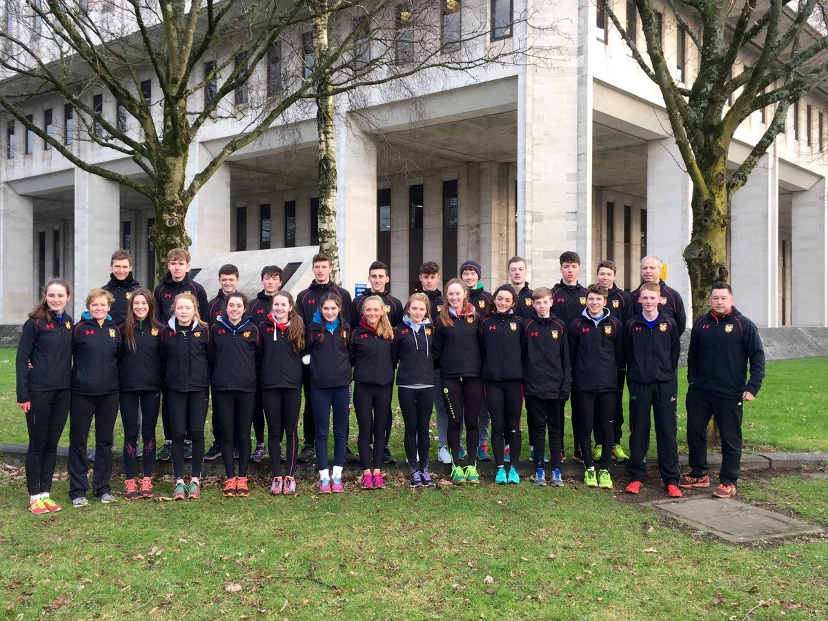 Strong XC, Track and Field Performances by NI and Ulster Athletes
