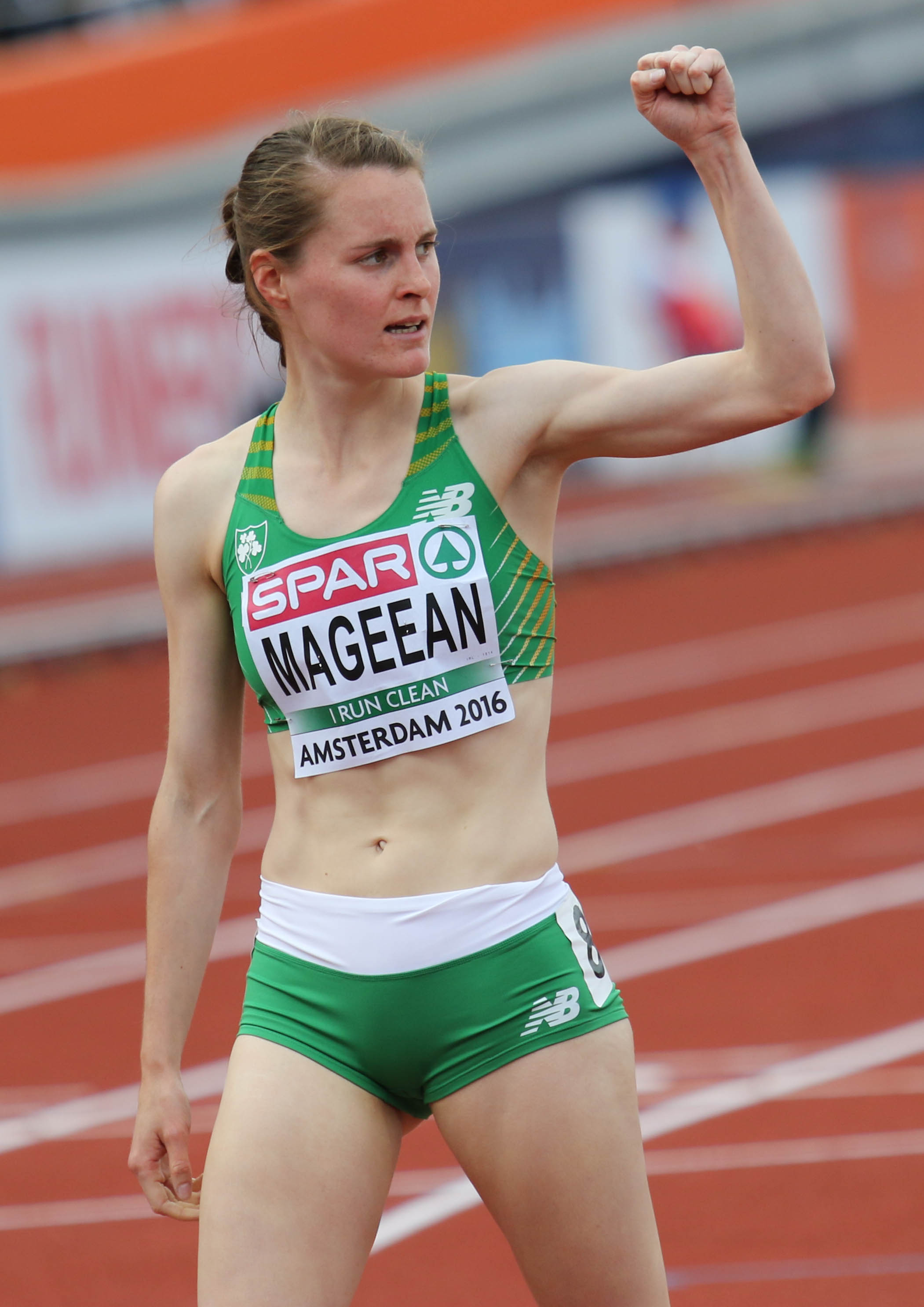 Mageean shows her class to advance to semi-final