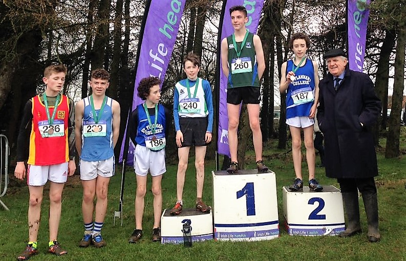 Northern Ireland trio strike gold at All Ireland XC