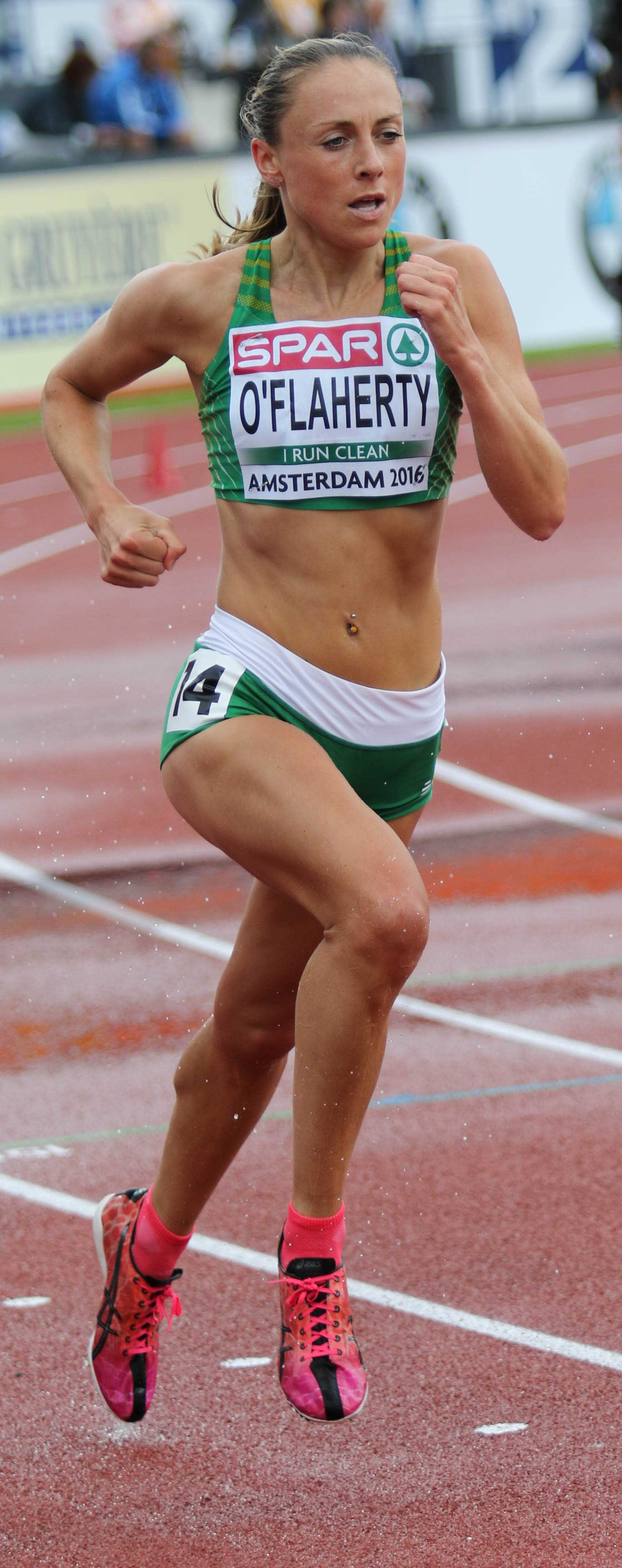 KERRY OFLAHERTY CLAIMS NATIONAL 10K TITLE