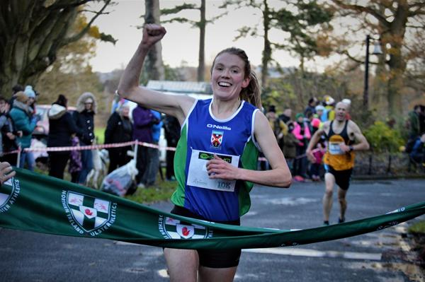 Scott Rankin and Emma Mitchell Crowned NI and Ulster 10K Road Champions