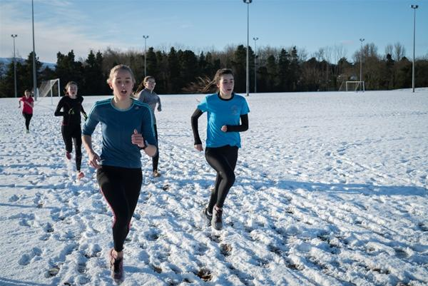 Athletics NI host Endurance Squad at Ulster University