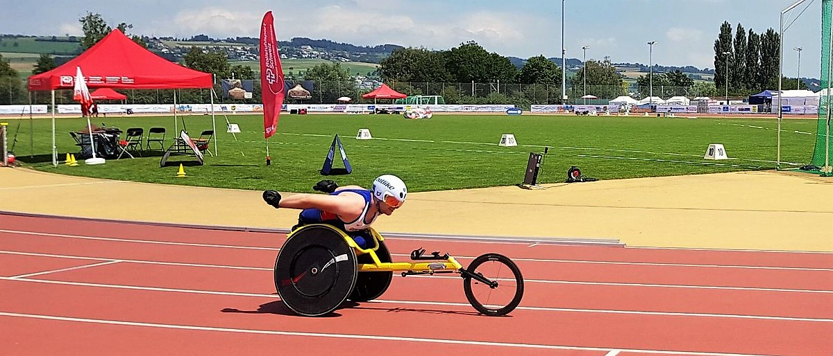 Jack Agnew Claims Second Medal at World Para Athletics Junior Championships