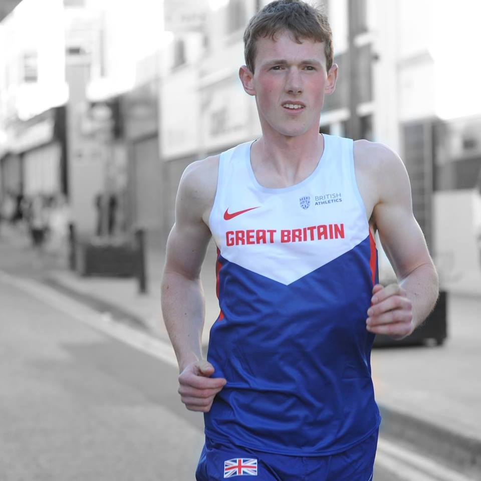 James Hamilton Selected for Great Britain & NI 2017 Para World Championships Squad
