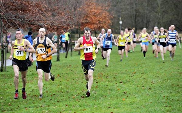 Johnston Carrol and Bickerstaff win at Malcolm Cup XC
