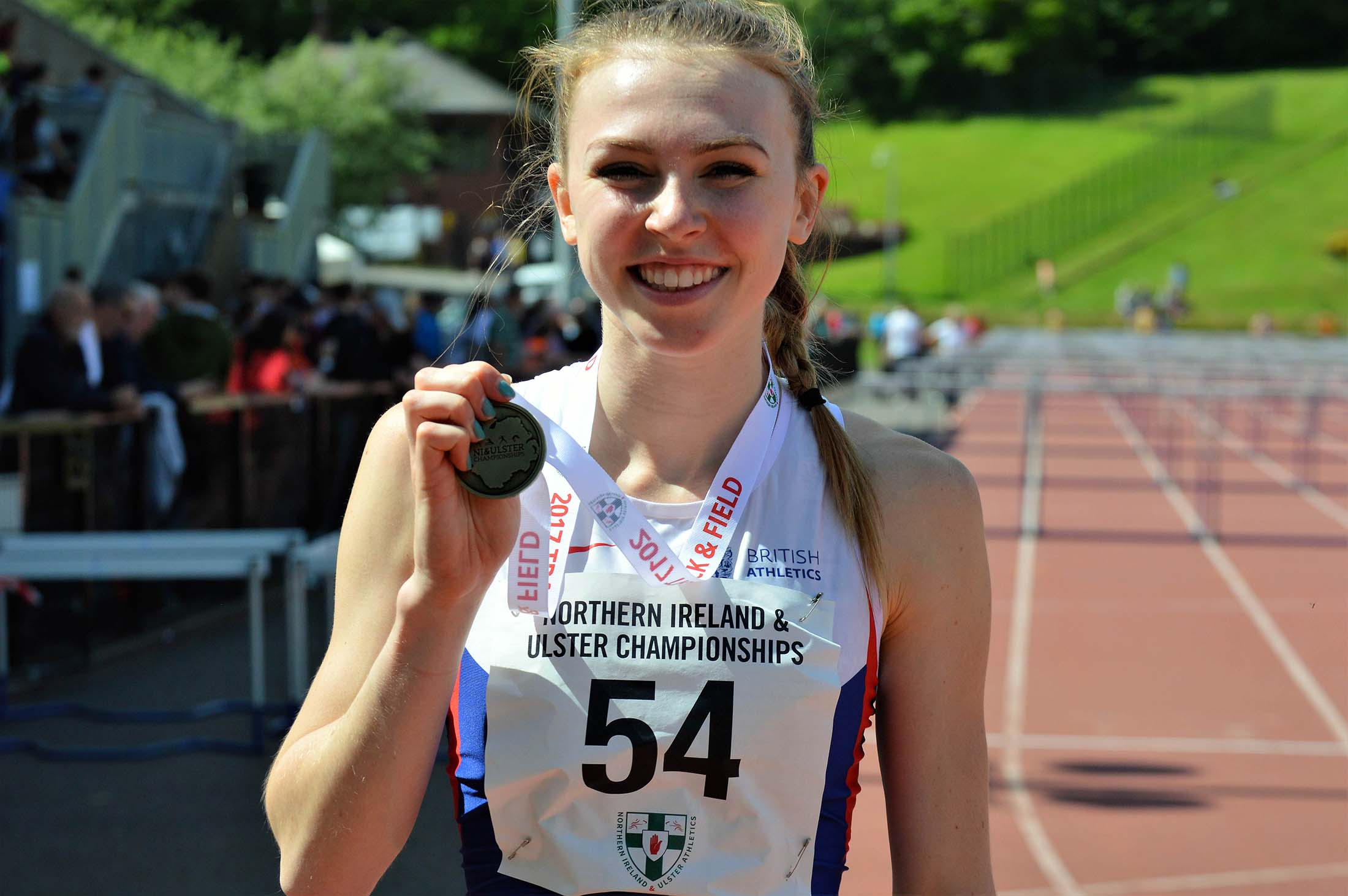 Mollie Courtney Claims England Championships Bronze