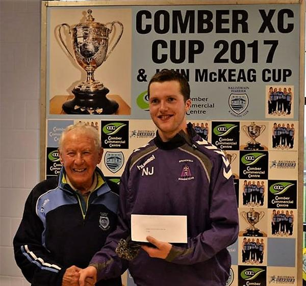 Johnston and Connolly Win at Comber Cup XC