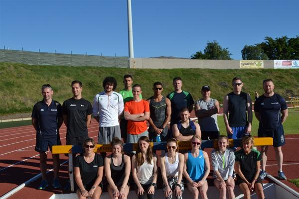 Commonwealth Games Preparation Camp Underway