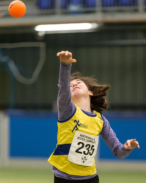 NI and Ulster Indoor Age Group Championships set for AIT Arena in Athlone