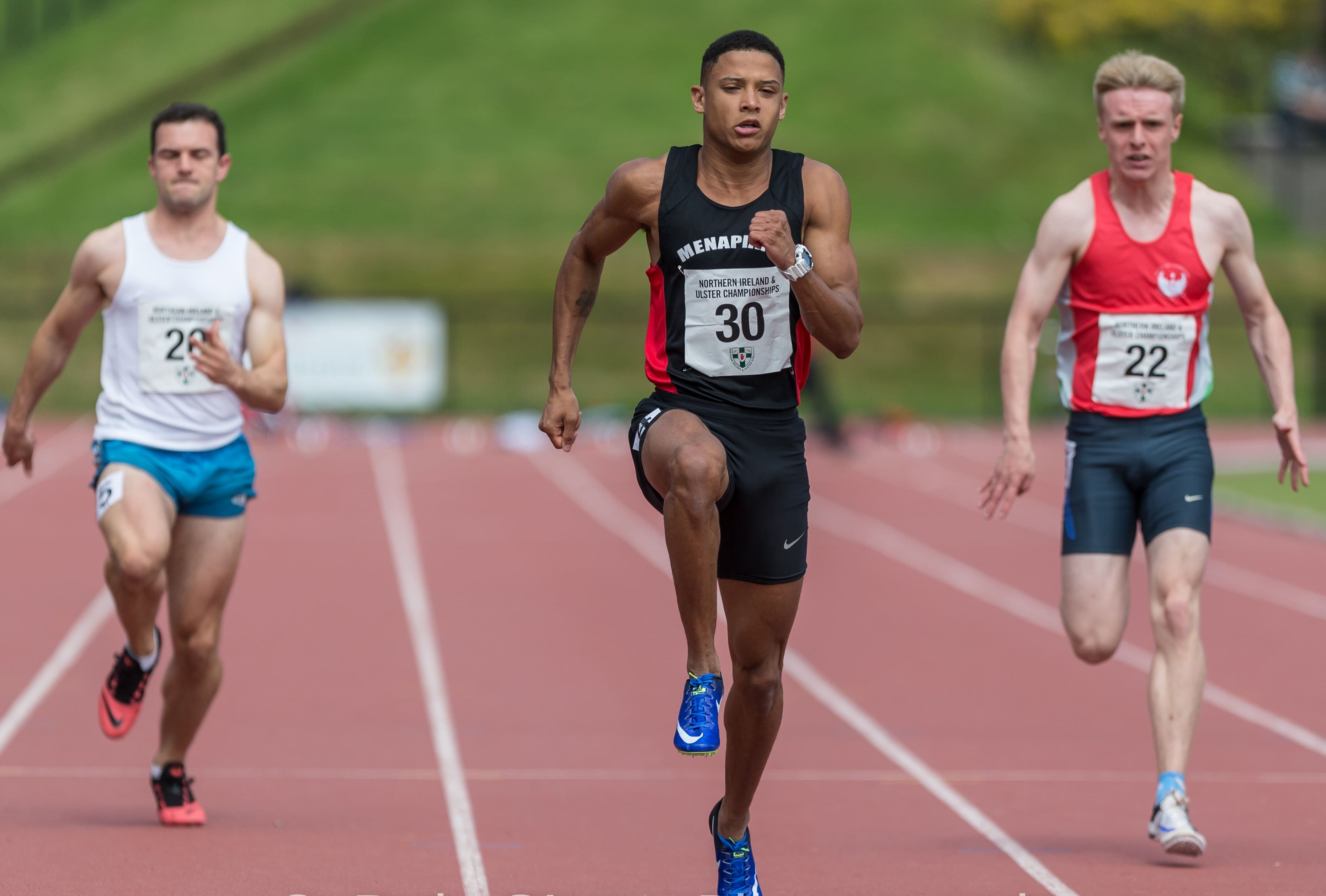 NI and Ulster Open Senior Outdoor Track and Field Championships Incorp U18 to U20