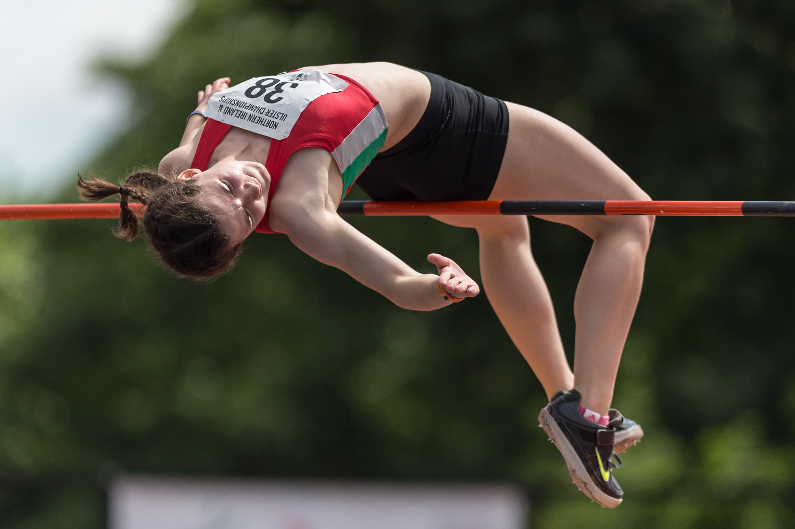 NI and Ulster Age Group Outdoor Track and Field Championships U14 to U17
