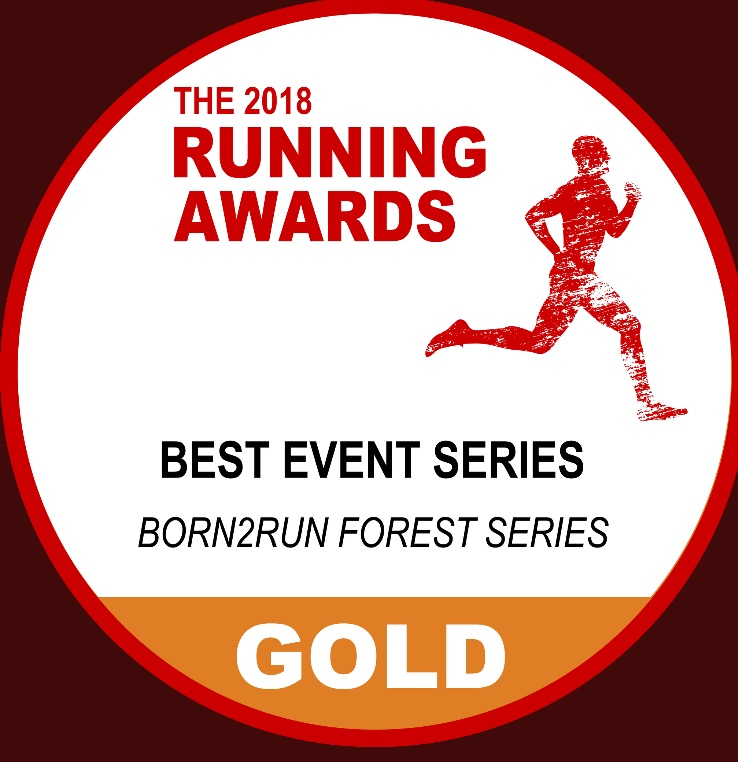 BORN2RUN Scoop Gold at The Running Awards