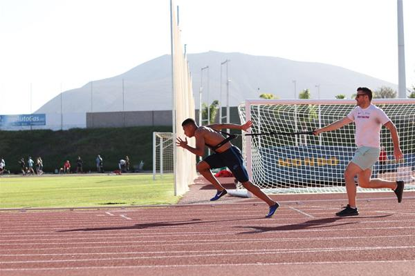 Second Commonwealth Games Preparation Camp Underway in Tenerife