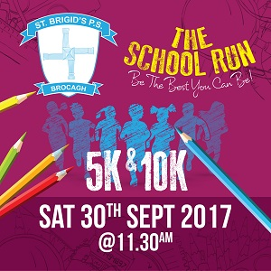 The School Run 5k And 10k