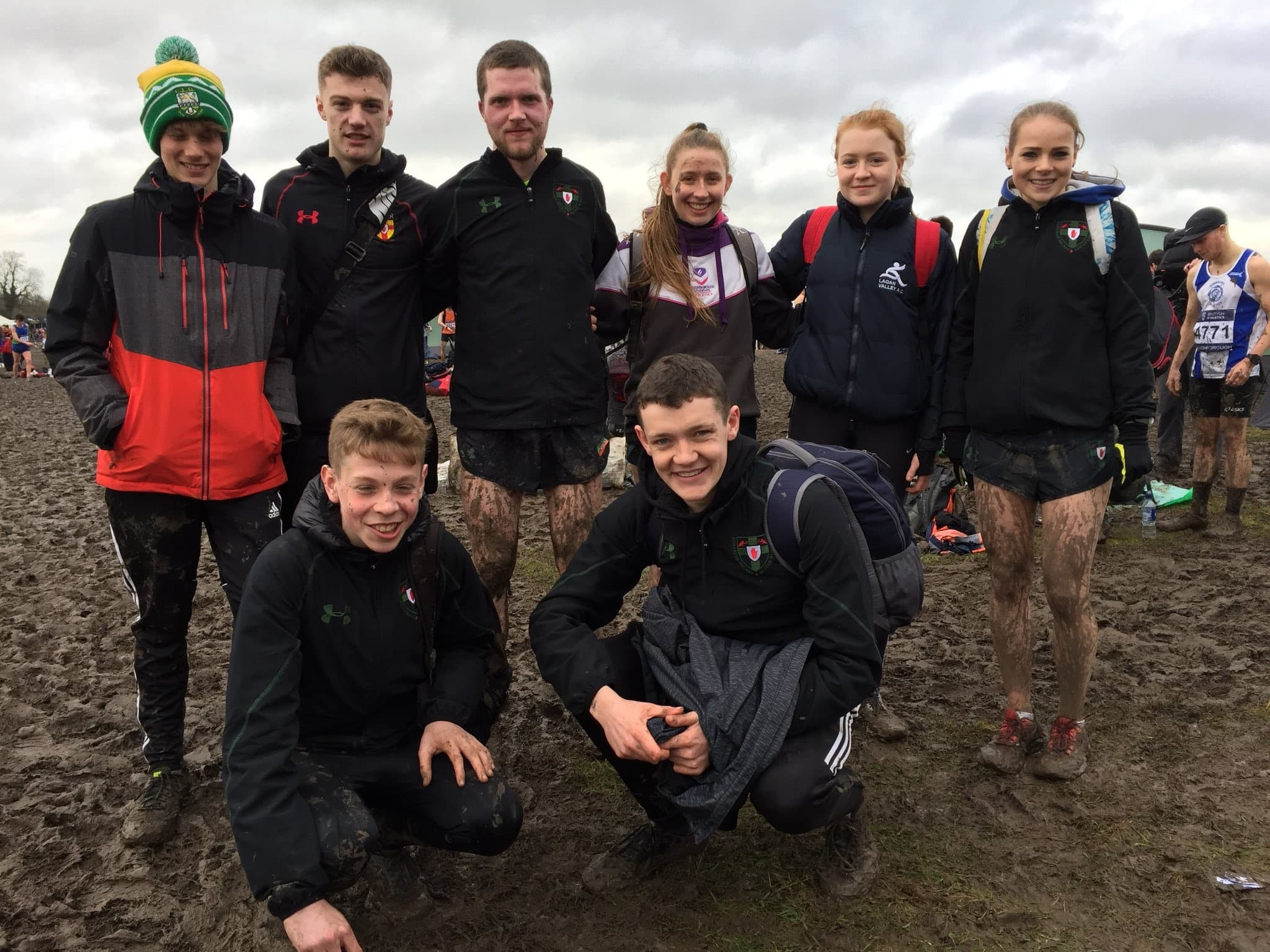 Craig McMeechan stars as NI & Ulster team compete at UK Inter-Counties XC Championships
